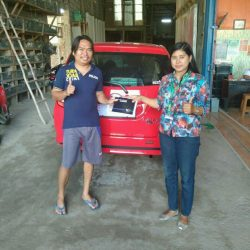Foto Penyerahan Unit 6 Sales Marketing Mobil Dealer Daihatsu Kuningan Dika