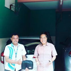 Foto Penyerahan Unit 10 Sales Marketing Mobil Dealer Daihatsu Tanjung Priok Yandri