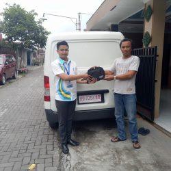 Foto Penyerahan Unit 12 Sales Marketing Mobil Dealer Daihatsu Haidar