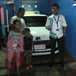 Foto Penyerahan Unit 6 Sales Marketing Mobil Dealer Daihatsu Haidar