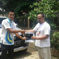 Foto Penyerahan Unit 8 Sales Marketing Mobil Dealer Daihatsu Tubagus