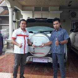 Foto Penyerahan Unit 6 Sales Marketing Mobil Dealer Toyota Jambi Numan