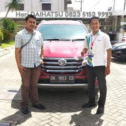 DO 2 Sales Marketing Mobil Dealer Daihatsu Hari