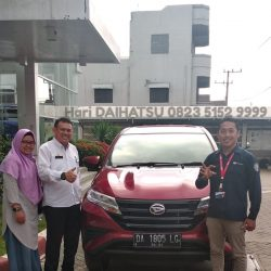DO 5 Sales Marketing Mobil Dealer Daihatsu Hari