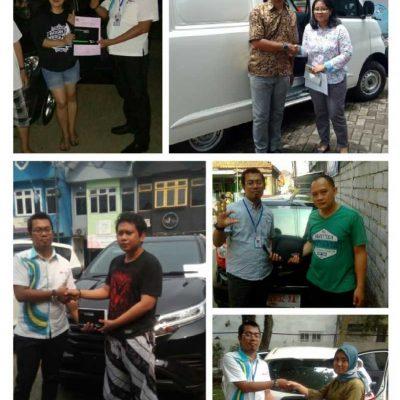 Foto Penyerahan Unit Sales Mobil Daihatsu Hadi 1